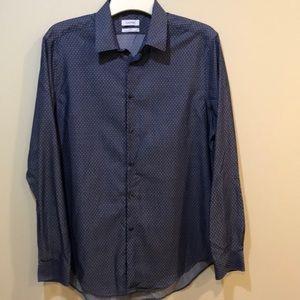 Calvin Klein dress shirt. Like new!